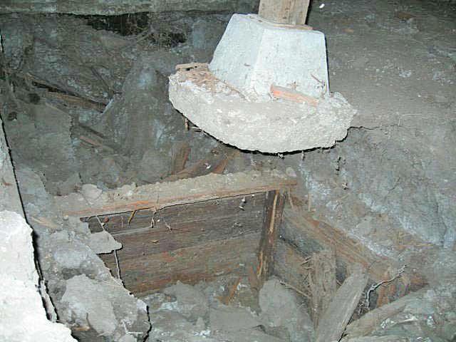 Sagging Floor Mystery